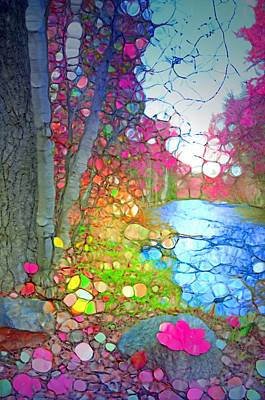 Digital Art - Pinkish by Tara Turner