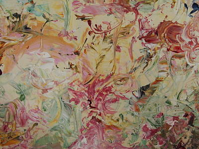 Painting - Pinks by Nancy Kane Chapman