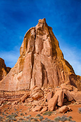 Photograph - Pinnacle by John M Bailey