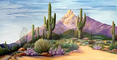 Pinnacle Peak Original by Deborah Gotch