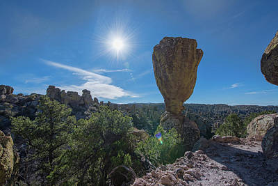 Photograph - Pinnacle Rock by Dan McManus