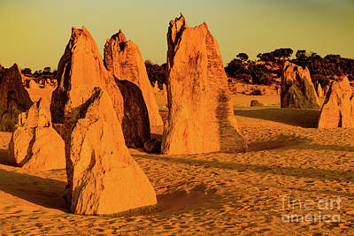 Photograph - Pinnacles 4 by Werner Padarin