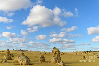 Photograph - Pinnacles 5 by Werner Padarin