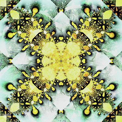 Digital Art - Pinned Down by Jim Pavelle