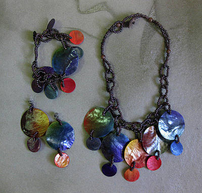 Philippines Wholesale Jewelry Jewelry - Pinococo 11-001 Sunset by Lyn Deutsch