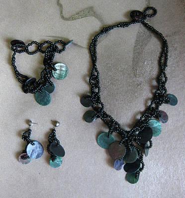 Philippines Wholesale Jewelry Jewelry - Pinococo 11-392 Green by Lyn Deutsch