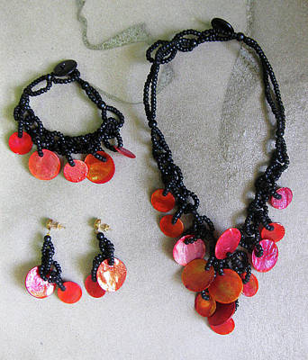 Philippines Wholesale Jewelry Jewelry - Pinococo 11-392 Orange by Lyn Deutsch