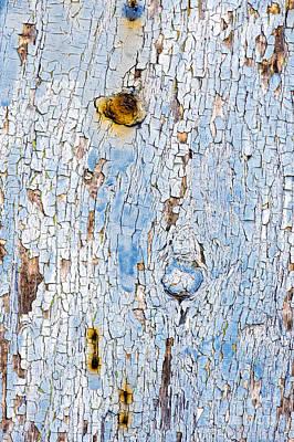 Push Pin Photograph - Pintorust by Tim Gainey