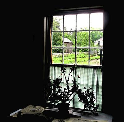 Photograph - Pioneer Window by Ian  MacDonald