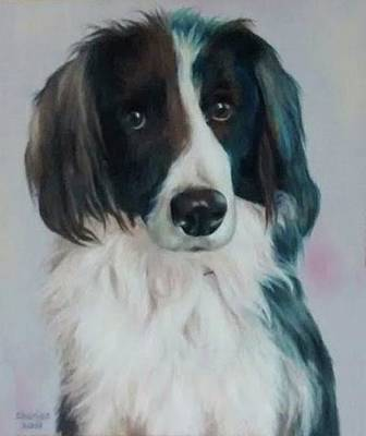 Painting - PiP by Cherise Foster