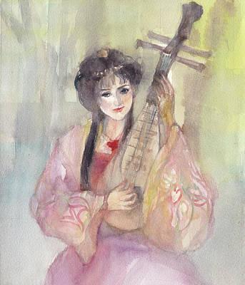 Pipa Original by Yimeng Bian