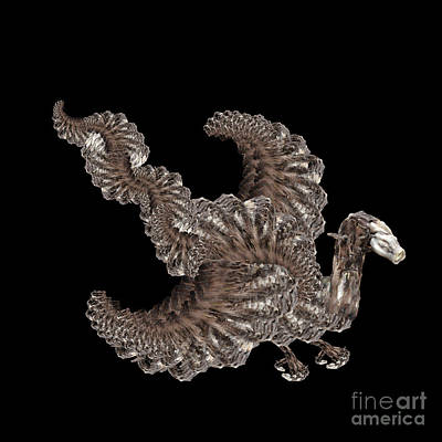 Wall Art - Photograph - Pipe Dragon by Karen Jordan Allen