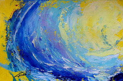 Painting - Pipeline by Fred Wilson