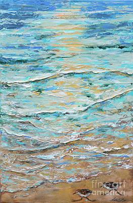 Painting - Pipers Edge by Linda Olsen