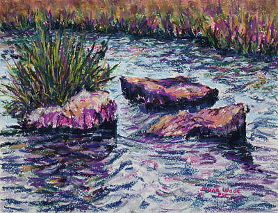 Painting - Pipestone by Diana Wade