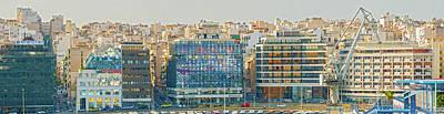 Photograph - Piraeus, Port Near Athens In Greece by Marek Poplawski