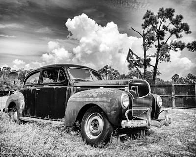 Photograph - Pirate Dodge by Alan Raasch