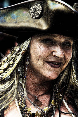 Photograph - Pirate Queen by David Patterson