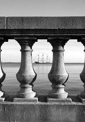 Photograph - Pirate Ship In The Bay by David Lee Thompson
