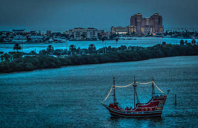 Photograph - Pirate Ship by Jane Luxton
