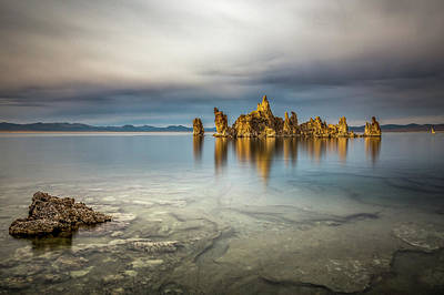 Photograph - Pirate Ship Tufa by Davorin Mance