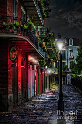 Photograph - Pirate's Alley by Jarrod Erbe