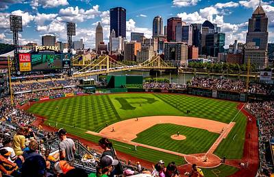 Pittsburgh Pirates Photograph - Pirates Day Game by Pixabay
