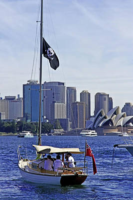 Photograph - Pirates In Sydney by Miroslava Jurcik