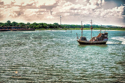 Photograph - Pirates by Joedes Photography