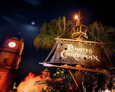 Photograph - Pirates Of The Caribbean by Mark Andrew Thomas