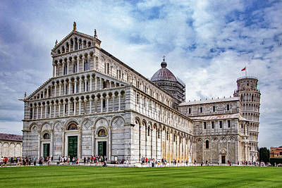 Photograph - Pisa Duomo by Carolyn Derstine