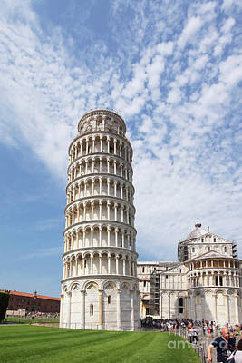 Photograph - Pisa Italy 2 by Rudi Prott