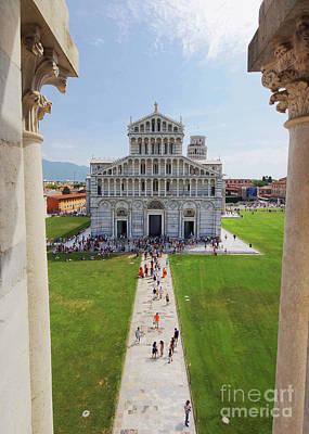 Photograph - Pisa Italy 4 by Rudi Prott