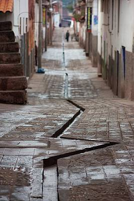 Photograph - Pisaq Streets by Matthew Magee