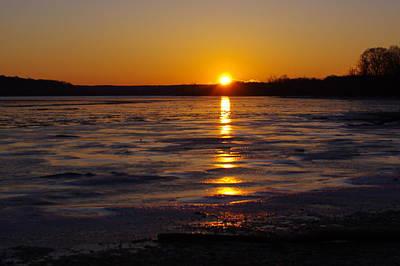 Photograph - Piscataway Creek Sunrise by Buddy Scott