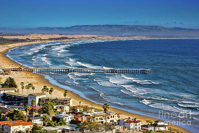 Photograph - Pismo Beach And Beyond by Mimi Ditchie