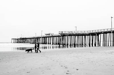 Photograph - Pismo Beach Pier by Ralph Vazquez