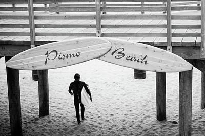 Photograph - Pismo Beach  by Ralph Vazquez