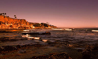 Photograph - Pismo Beach Sunset by Judy Vincent