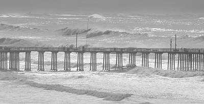 Photograph - Pismo Pier by Gary Canant
