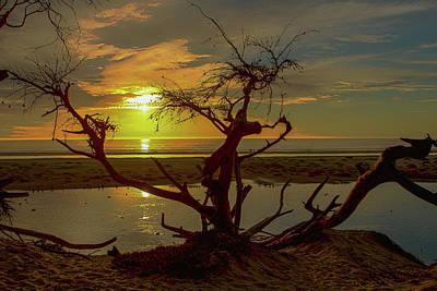 Photograph - Pismo Sunset by Jeff Kurtz