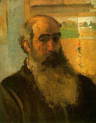 Pissarro Art Print by Camille Pissarro