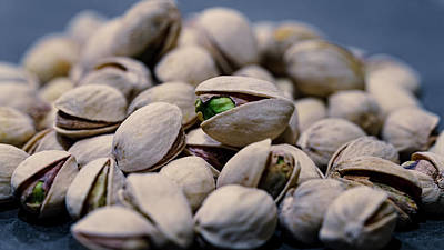 Photograph - Pistachios by Nisah Cheatham