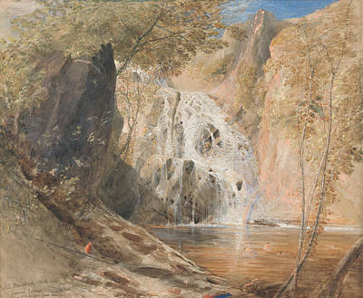 Painting - Pistil Mawddach, North Wales by Samuel Palmer
