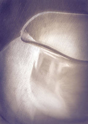 Still Life Photograph - Pitcher And Bowl #8  by George Robinson