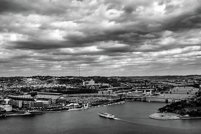 Photograph - Pittsburgh After A Storm by Michelle Joseph-Long