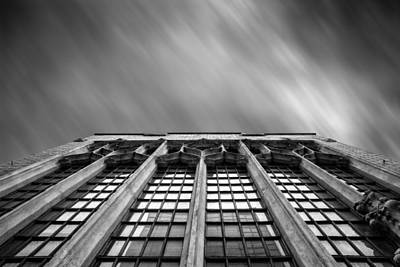 Pittsburgh Architecture  4bw Art Print by Emmanuel Panagiotakis