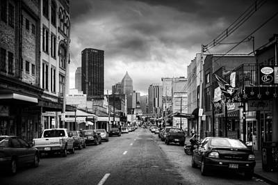 Photograph - Pittsburgh  The Strip  by Emmanuel Panagiotakis