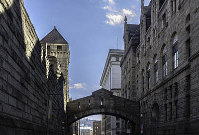 Photograph - Pittsburgh Bridge Of Sighs by Steven Richman