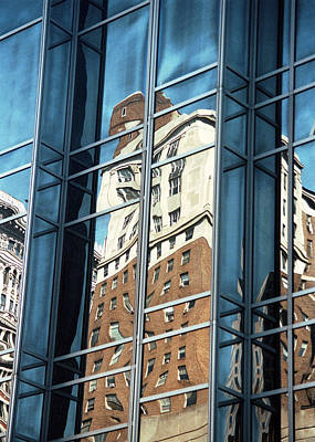 Photograph - Pittsburgh I by Kenneth Campbell